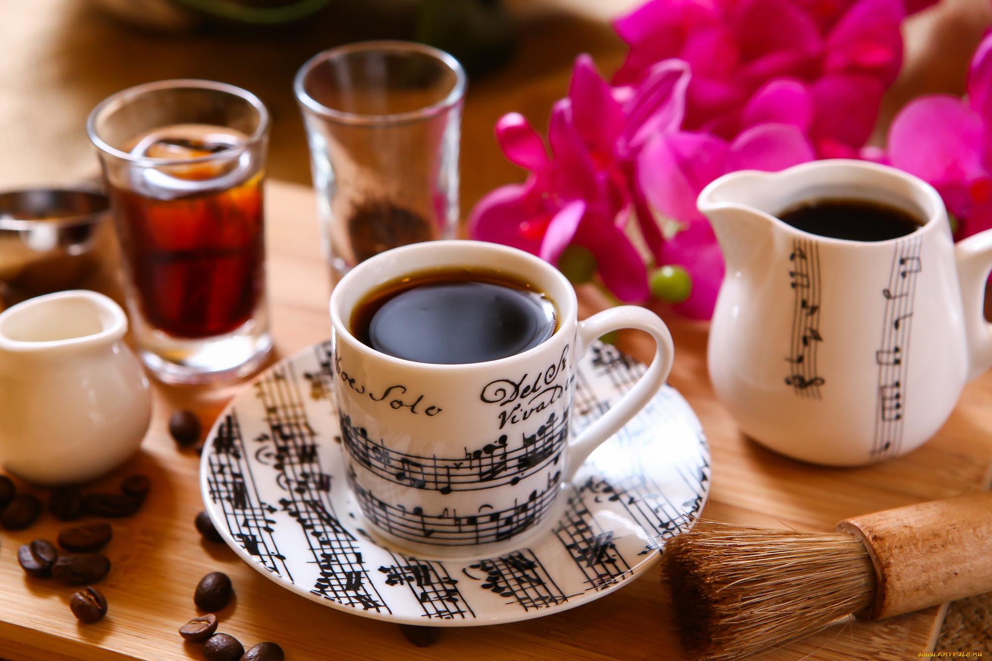 Чашка чая кофе картинки